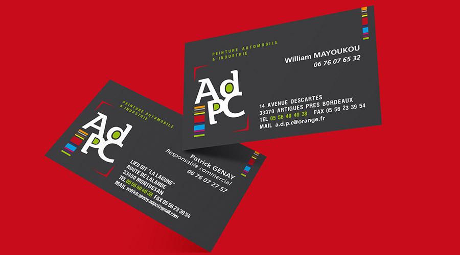 Carte ADPC